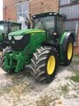Трактор John Deere 6190 R (190 л.с.)