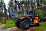 Трактор-бульдозер