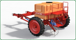 Прицепные питатели АГРИДЖЕТ-03 для внесения жидких удобрений (аналог продукции американской фирмы Montag)